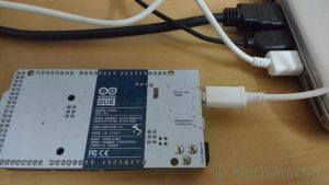 USB Connection for Burning Code to Arduino Due Board