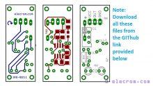 IR Sensor Module PCB