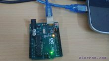 Connect Arduino Uno to Computer