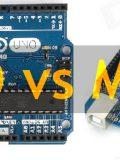 Arduino Uno vs Mega 2560